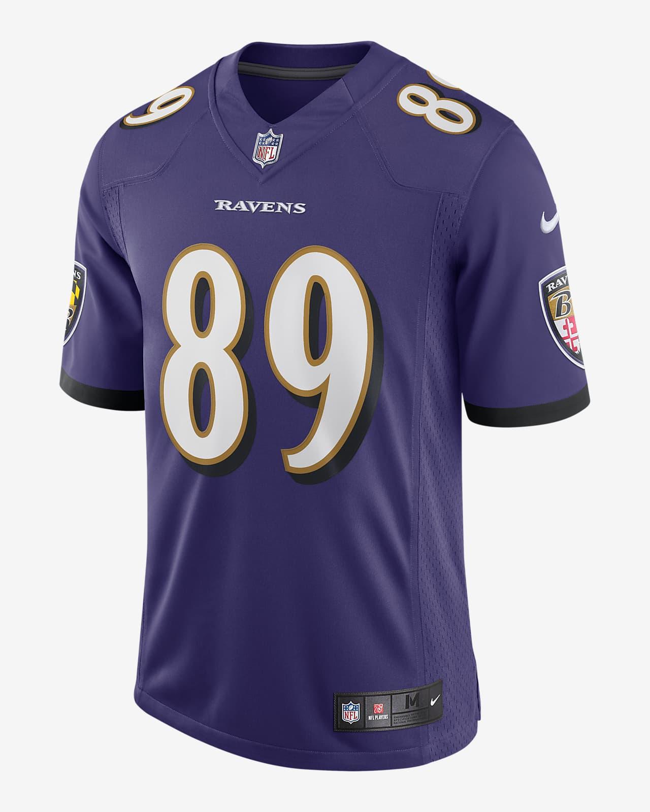 NFL Baltimore Ravens Nike Vapor Untouchable (Mark Andrews) Men's Limited Football Jersey