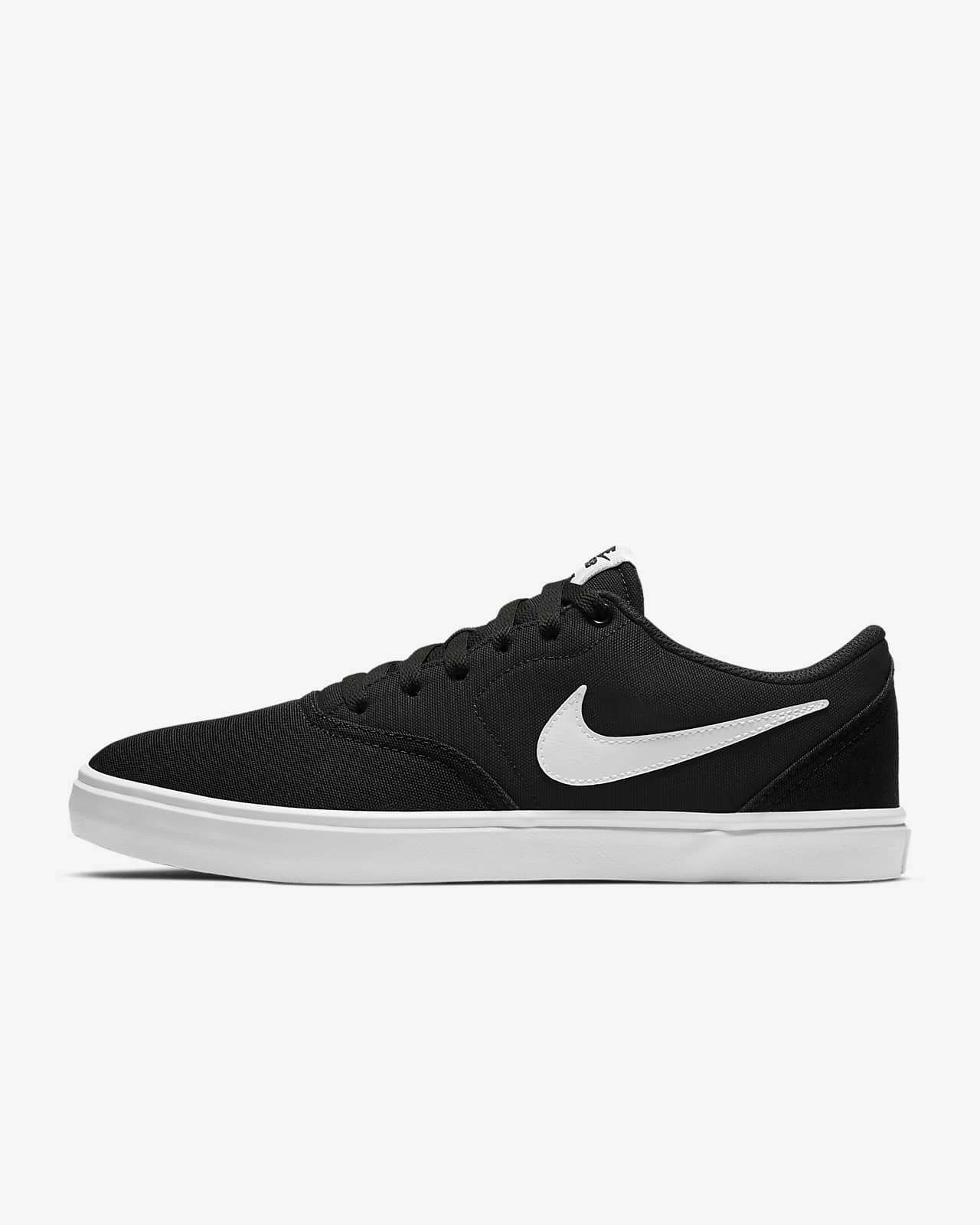 Nike Sb Check Solarsoft Canvas Skate Shoe Nike Id