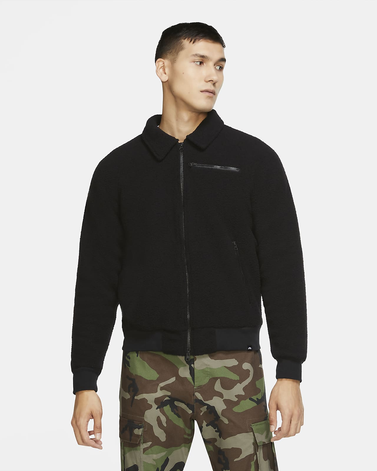 Nike SB Men's Sherpa Skate Jacket