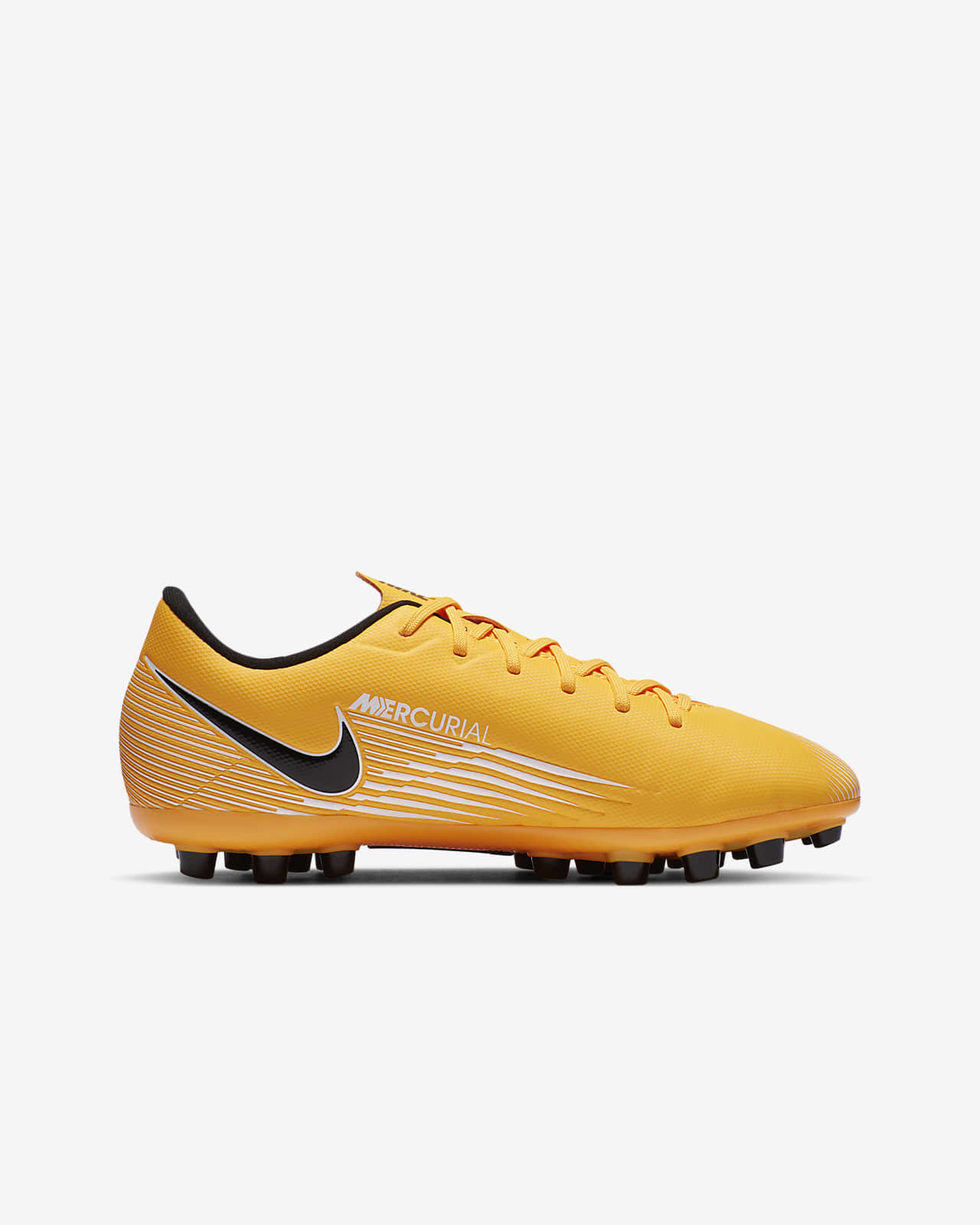 Murmullo Generalmente hablando multa  Nike Jr. Mercurial Vapor 13 Academy AG Botas de fútbol para césped  artificial - Niño/a. Nike ES