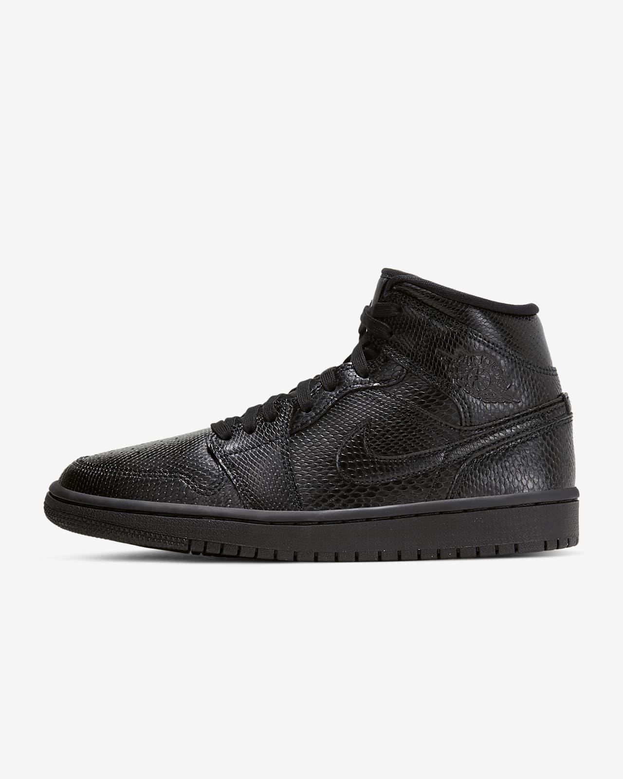 Air Jordan 1 Mid Women's Shoe. Nike NO