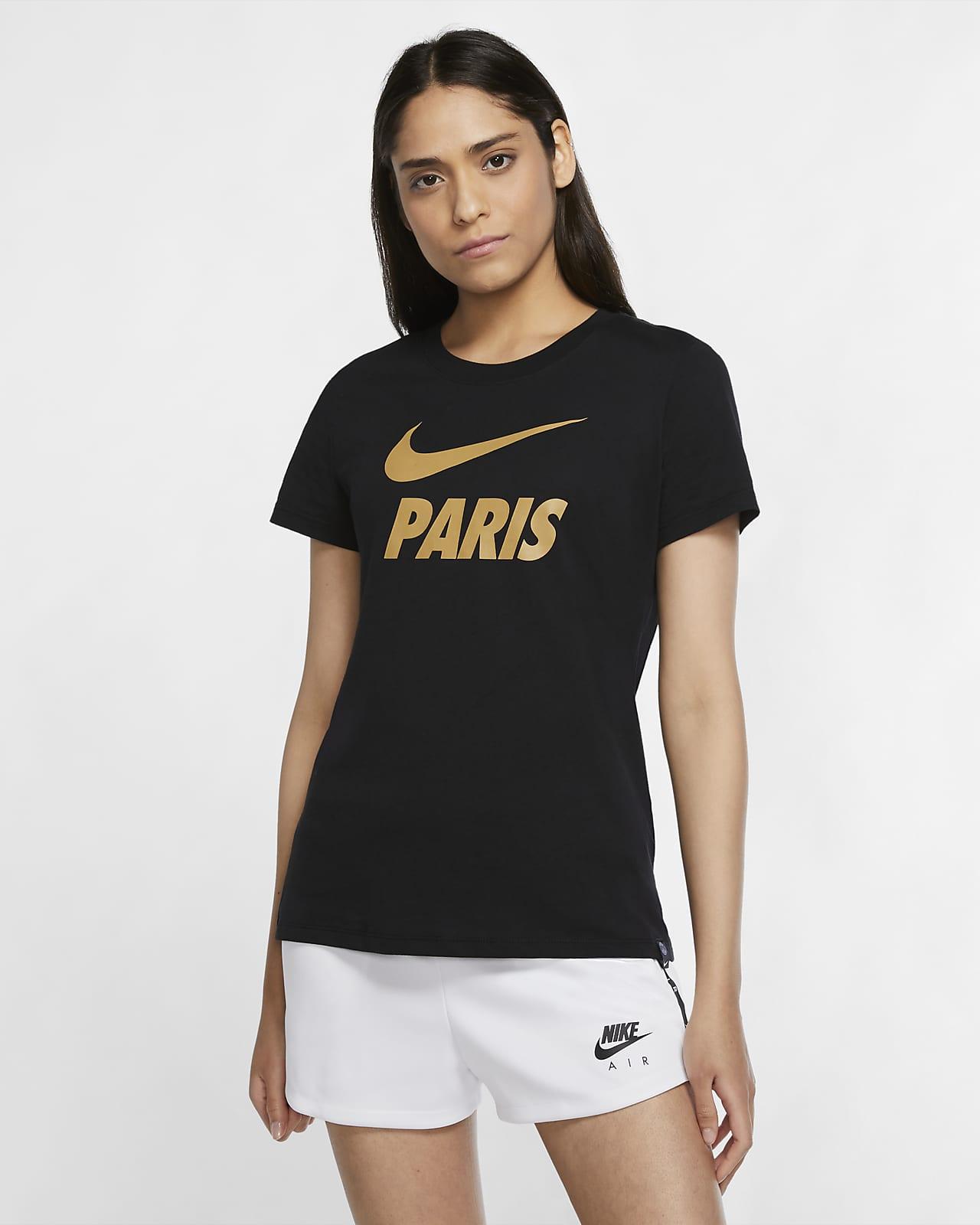 Playera de fútbol para mujer Paris Saint-Germain