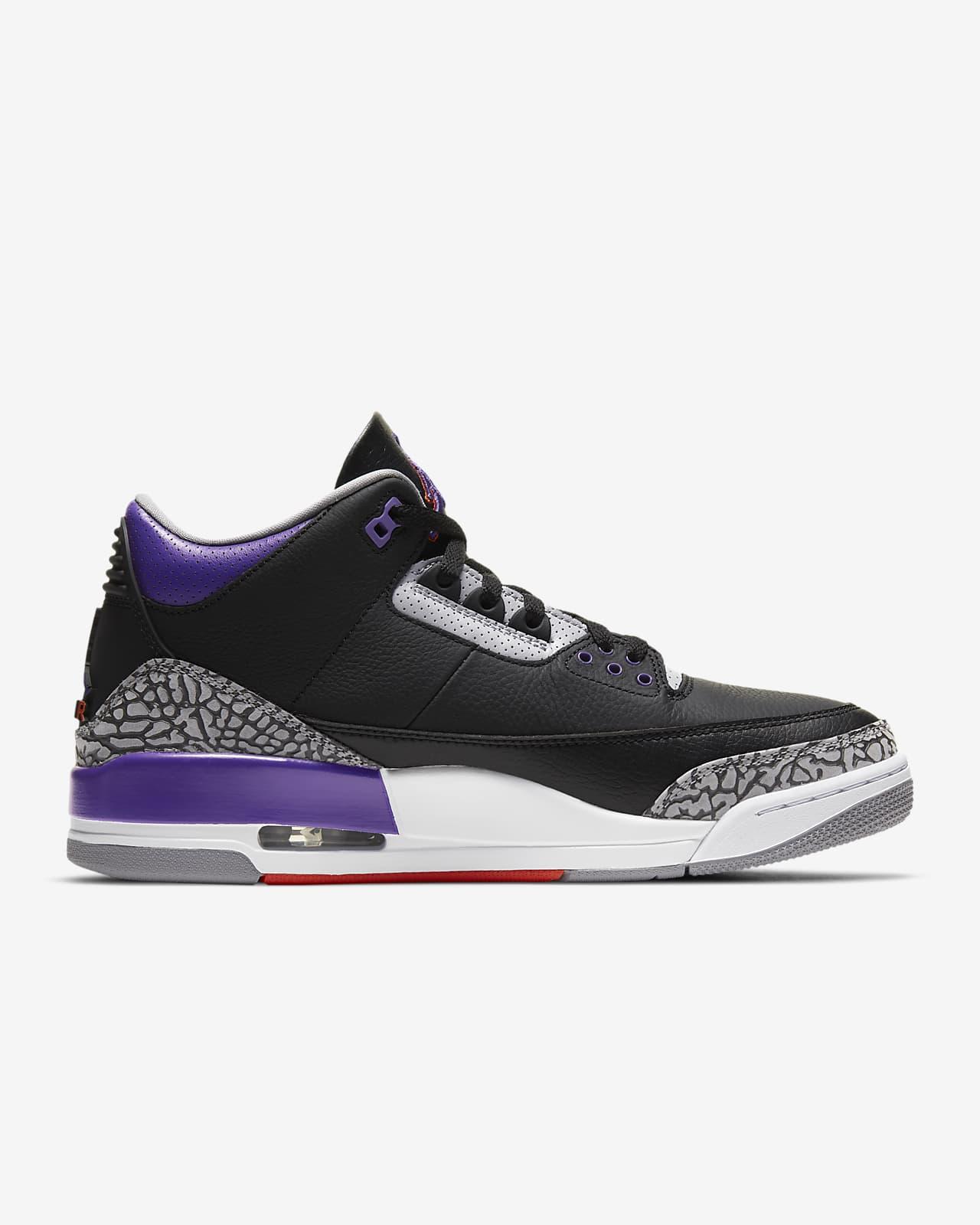 Air Jordan 3 Retro Shoe