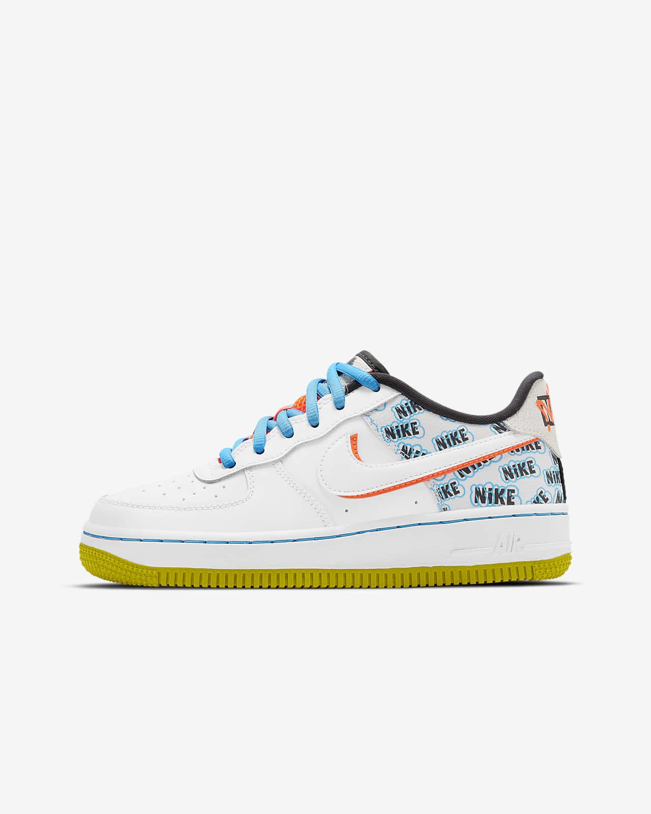 Nike Air Force 1 Big Kids' Shoe. Nike.com