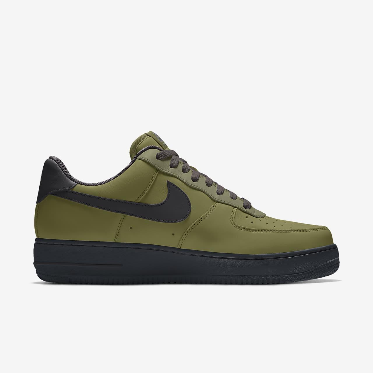 Nike Air Force 1 Low By You Custom Men's Shoe. Nike.com