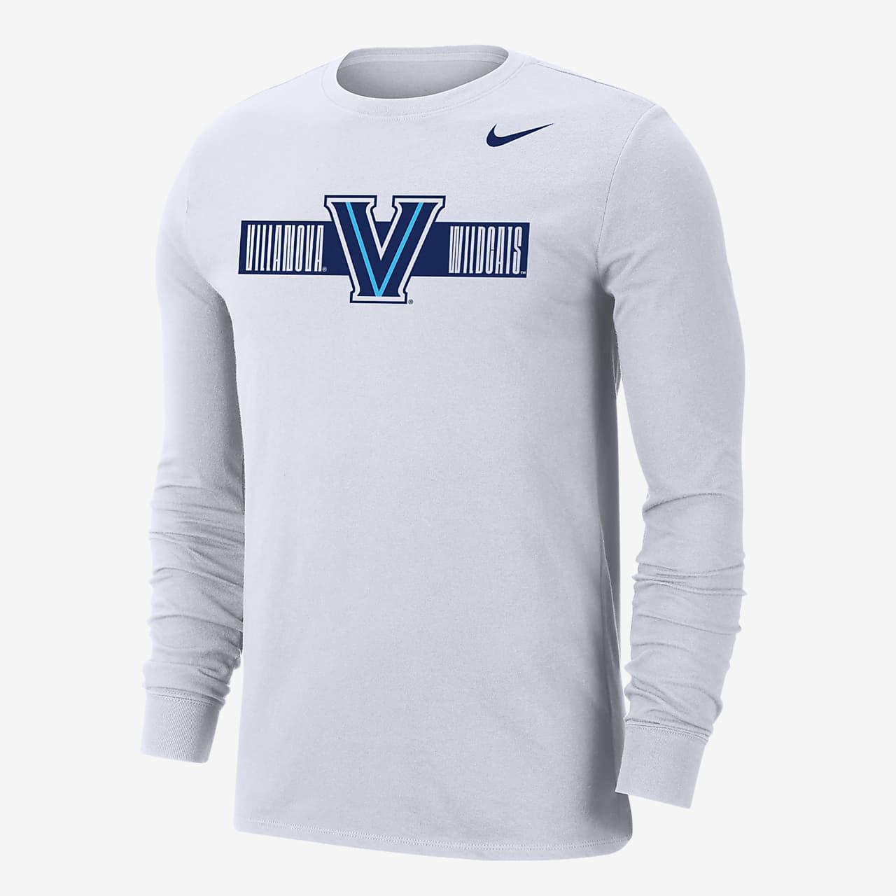 Nike College Dri-FIT (Villanova) Men's Long-Sleeve T-Shirt