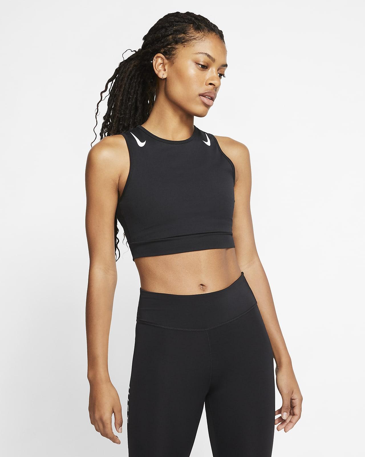 Nike AeroSwift Women's Running Crop Top