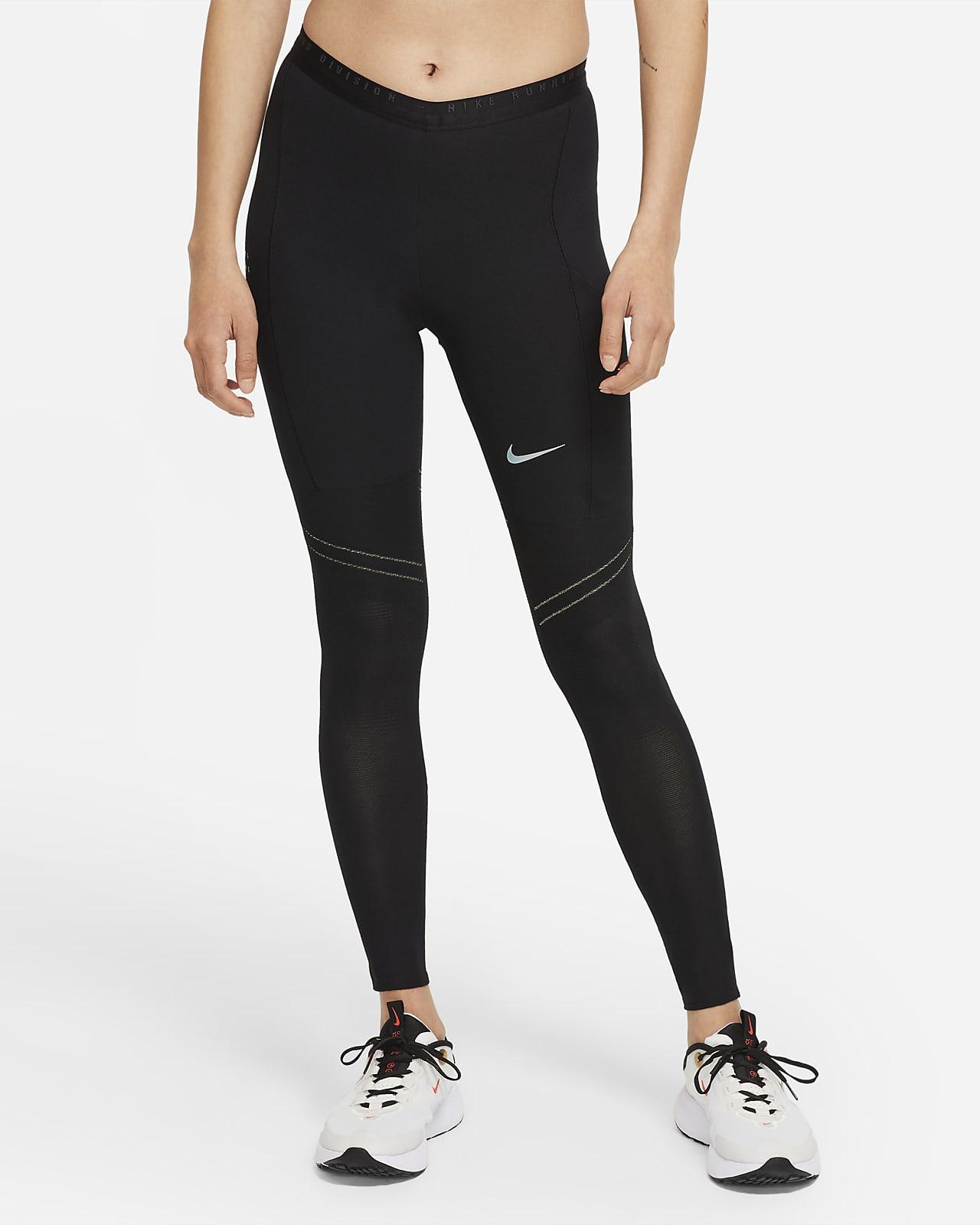 Nike Dri-FIT ADV Run Division Epic Luxe 女子中腰跑步紧身裤