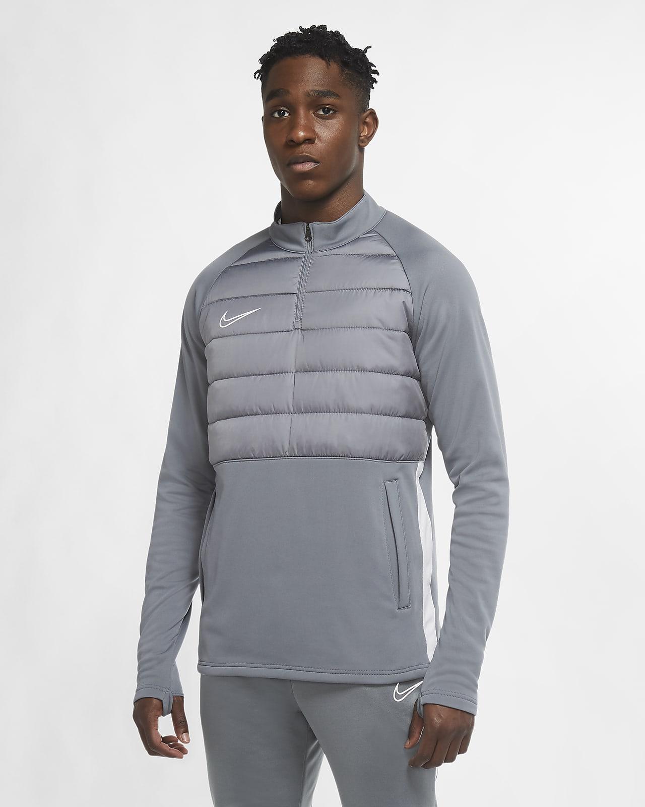 Maglia da calcio per allenamento Nike Dri-FIT Academy Winter Warrior - Uomo