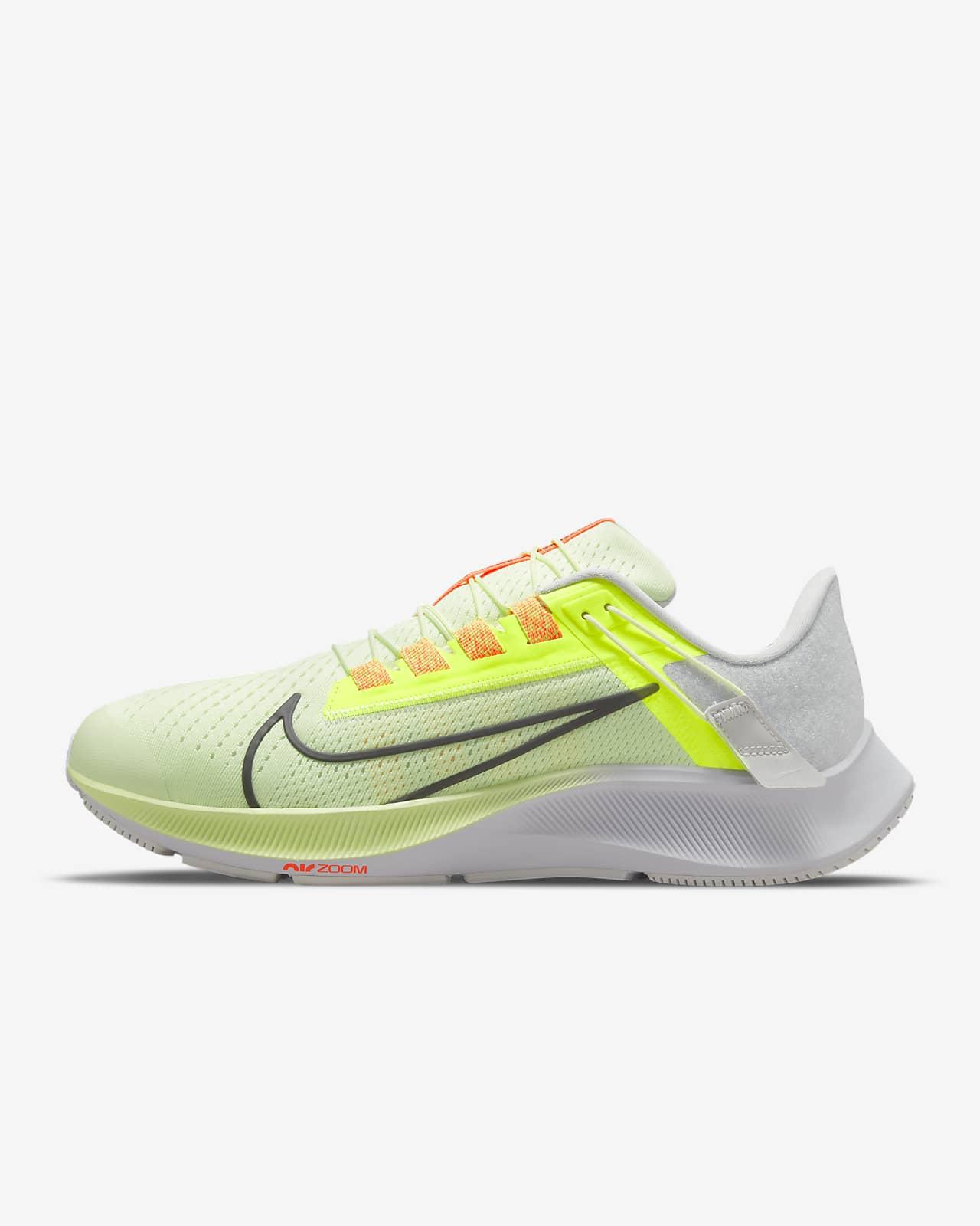 Nike Air Zoom Pegasus 38 FlyEase Men's Running Shoes. Nike LU