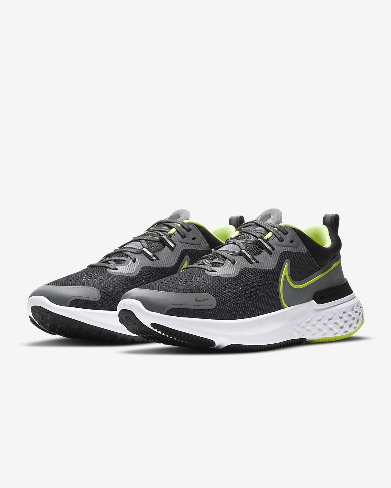 Nike React Miler 2 Men's Road Running Shoes. Nike JP