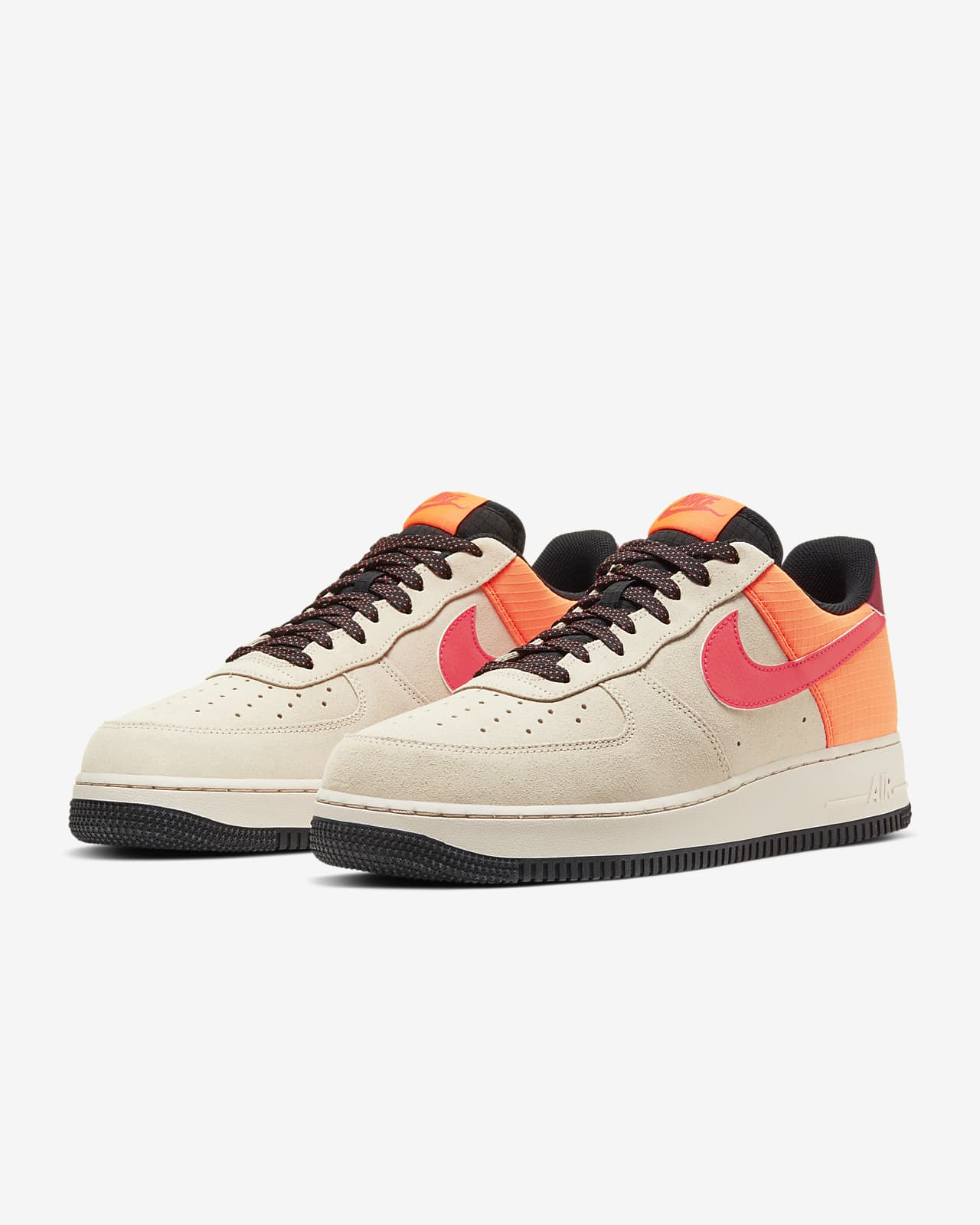 air force 1 hombre marrones
