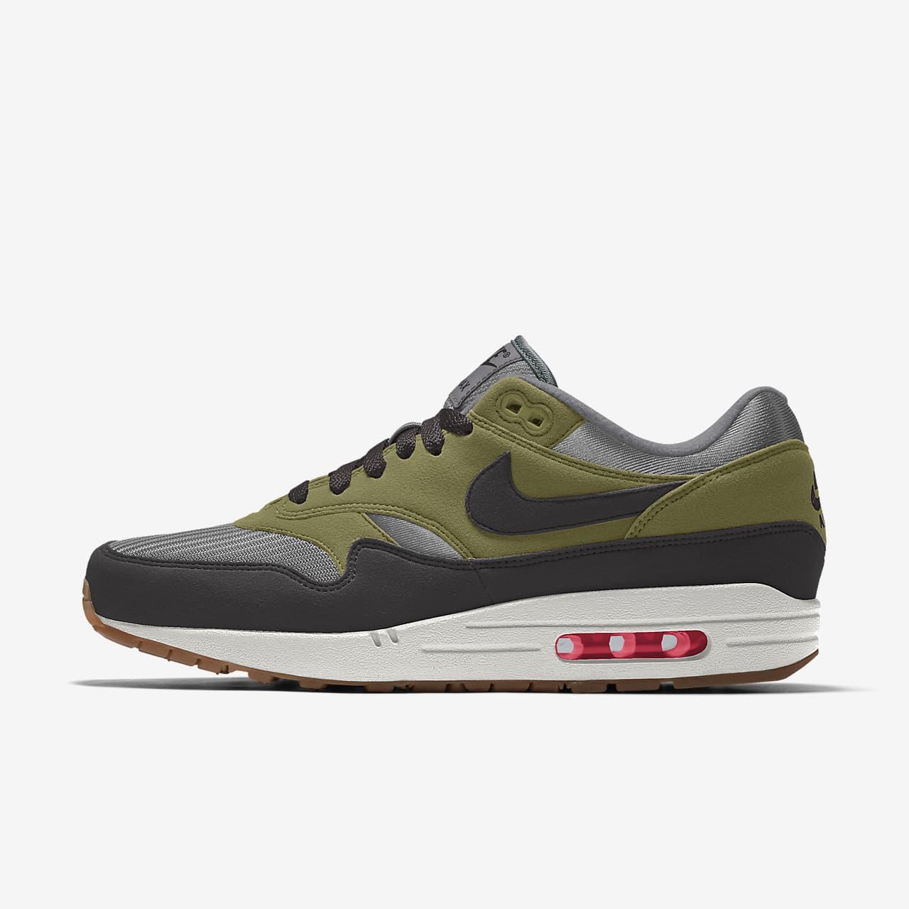 รองเท้าผู้ชายออกแบบเอง Nike Air Max 1 By You