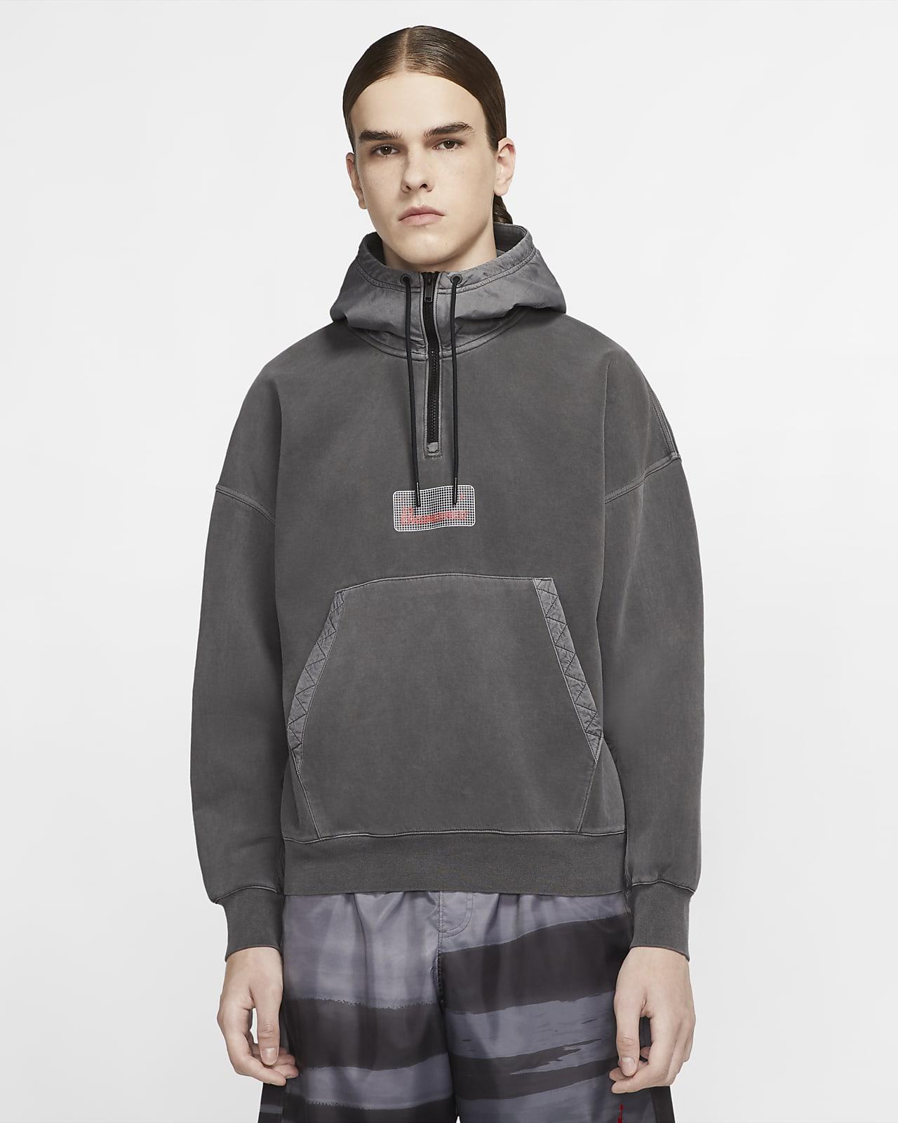 dollaro Americano Addolcire amico  Felpa in fleece con cappuccio Jordan 23 Engineered - Uomo. Nike CH