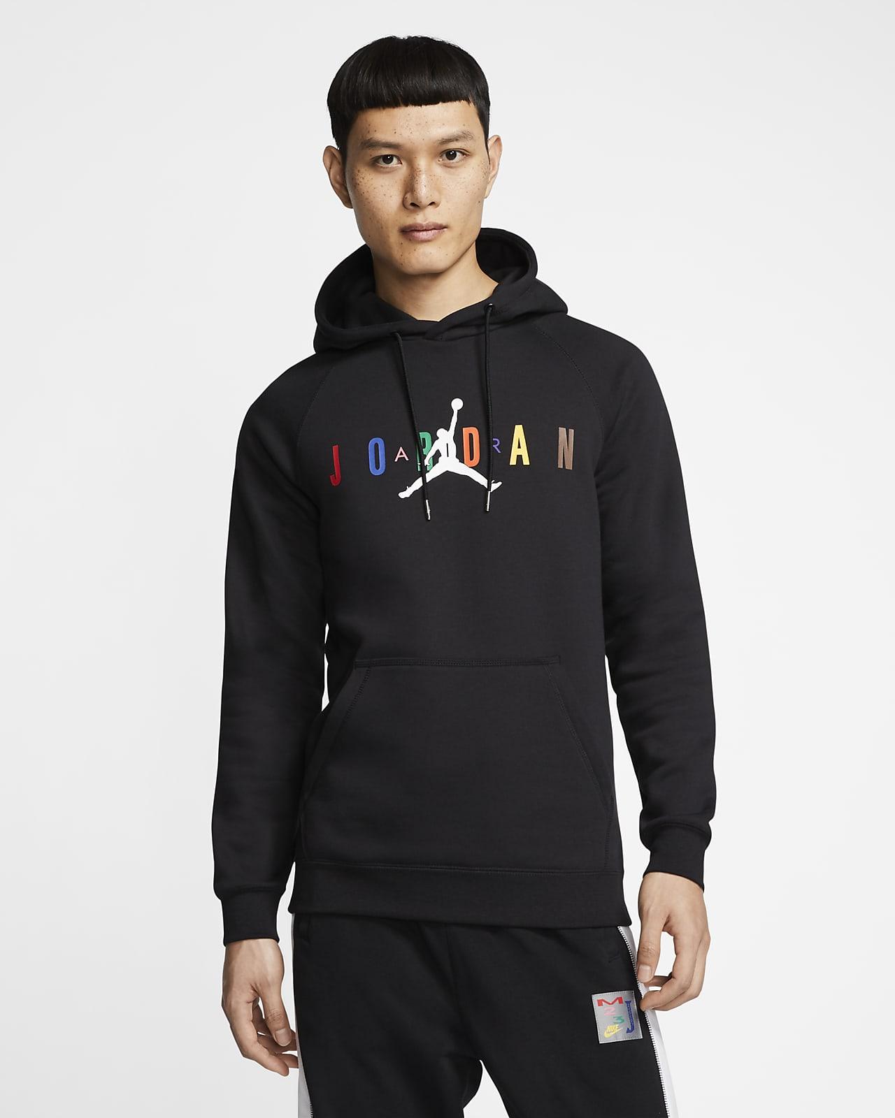 Jordan Sport DNA HBR 男子起绒套头衫