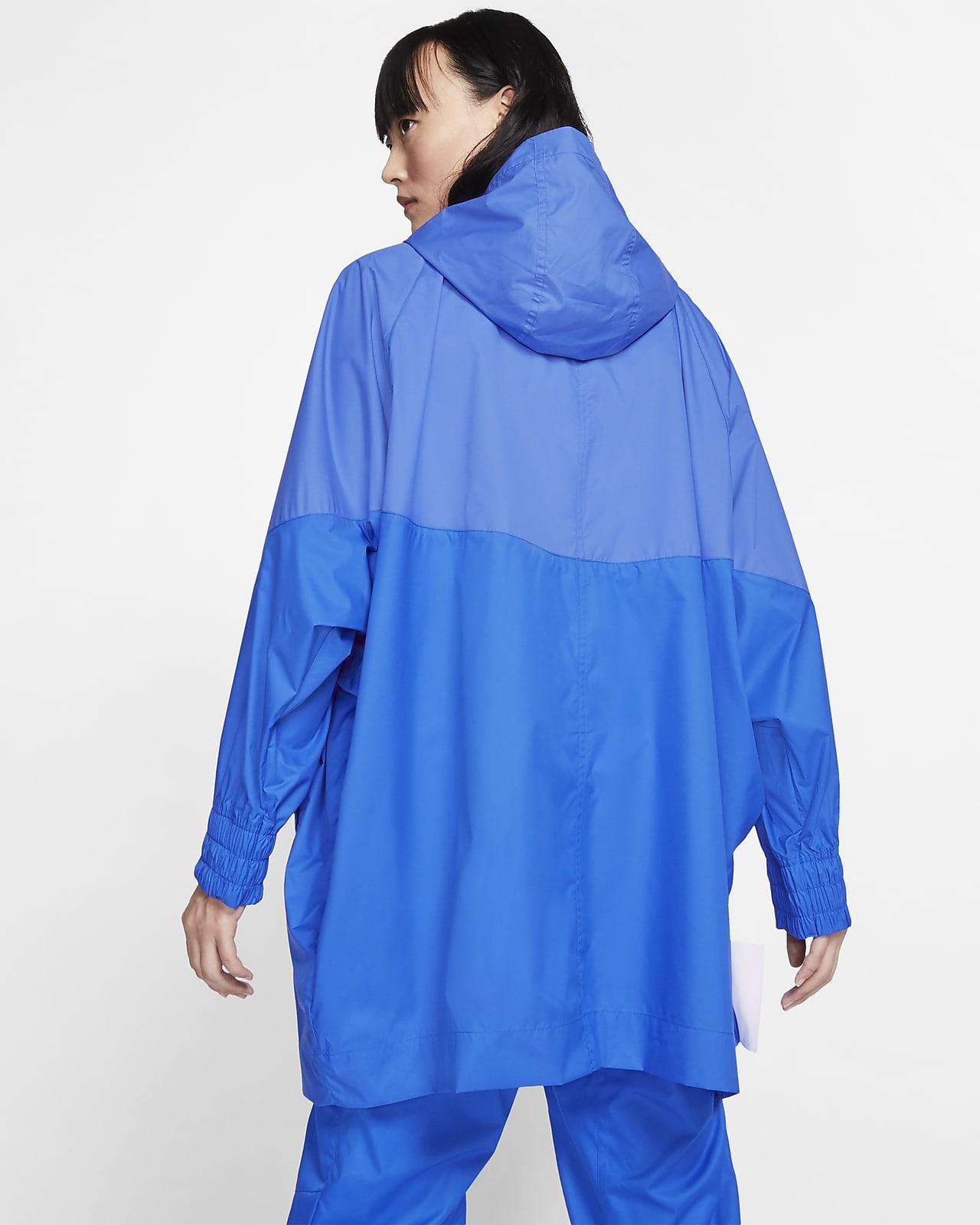 Salvación vino Descriptivo  Nike Sportswear NSW Windrunner Women's Full-Zip Jacket. Nike LU