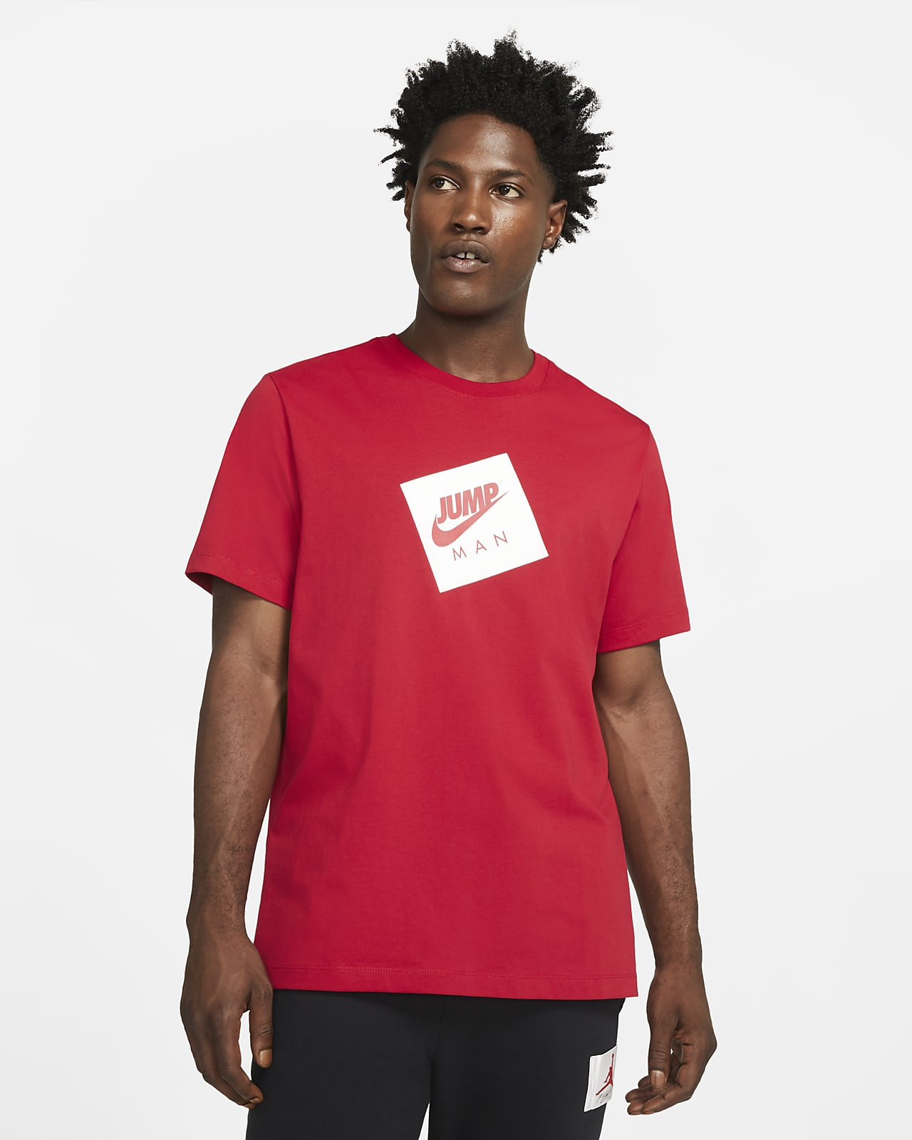 Męski T-shirt z krótkim rękawem Jordan Jumpman Box