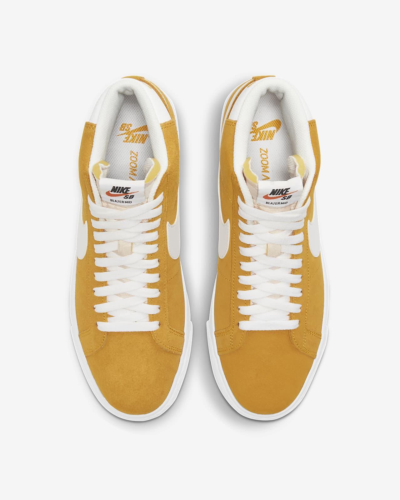 Chaussure de skateboard Nike SB Zoom Blazer Mid. Nike FR
