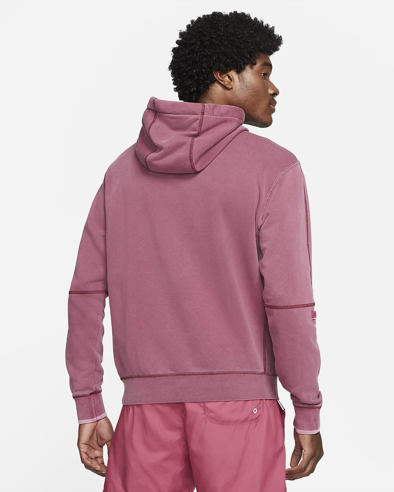 Predownload: Nike Sportswear Club Men S French Terry Pullover Hoodie Nike Com [ 1600 x 1280 Pixel ]