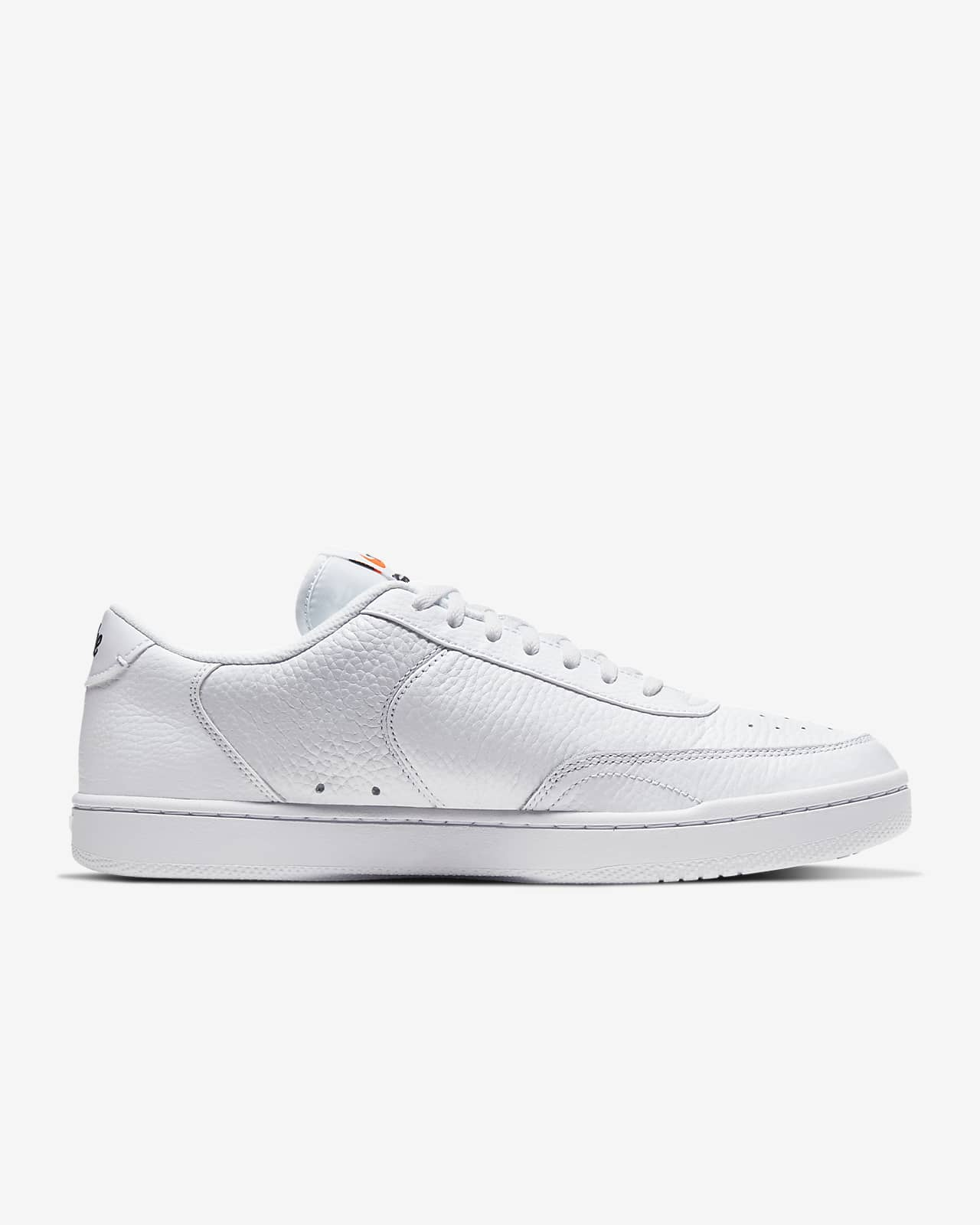 Nike Sportswear Chaussures Court Vintage Premium White