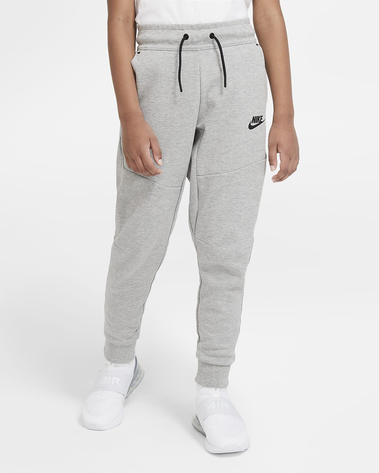 Byxor Nike Sportswear Tech Fleece för ungdom (killar)