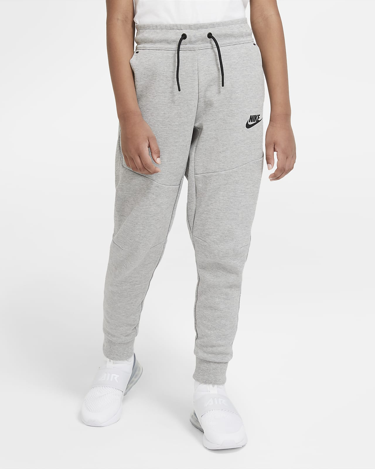 Nike Sportswear Tech Fleece bukse for store barn (gutt)