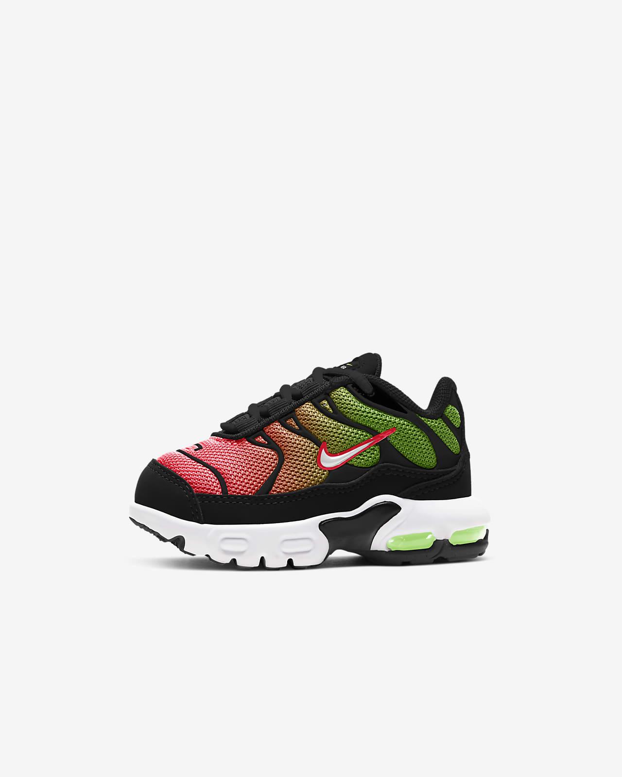 Sapatilhas Nike Air Max Plus para bebé