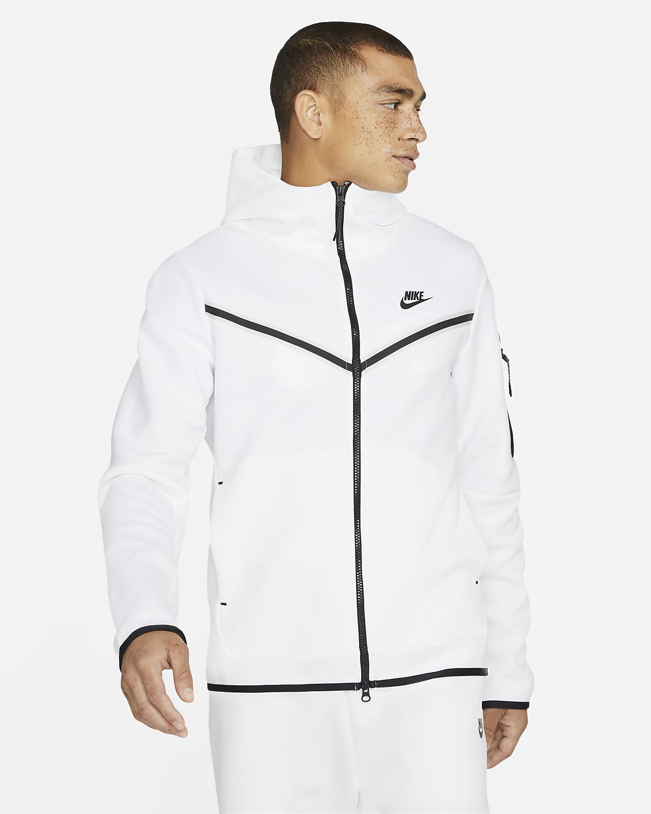 Sudadera Con Capucha De Cierre Completo Para Hombre Nike Sportswear Tech Fleece Nike Com