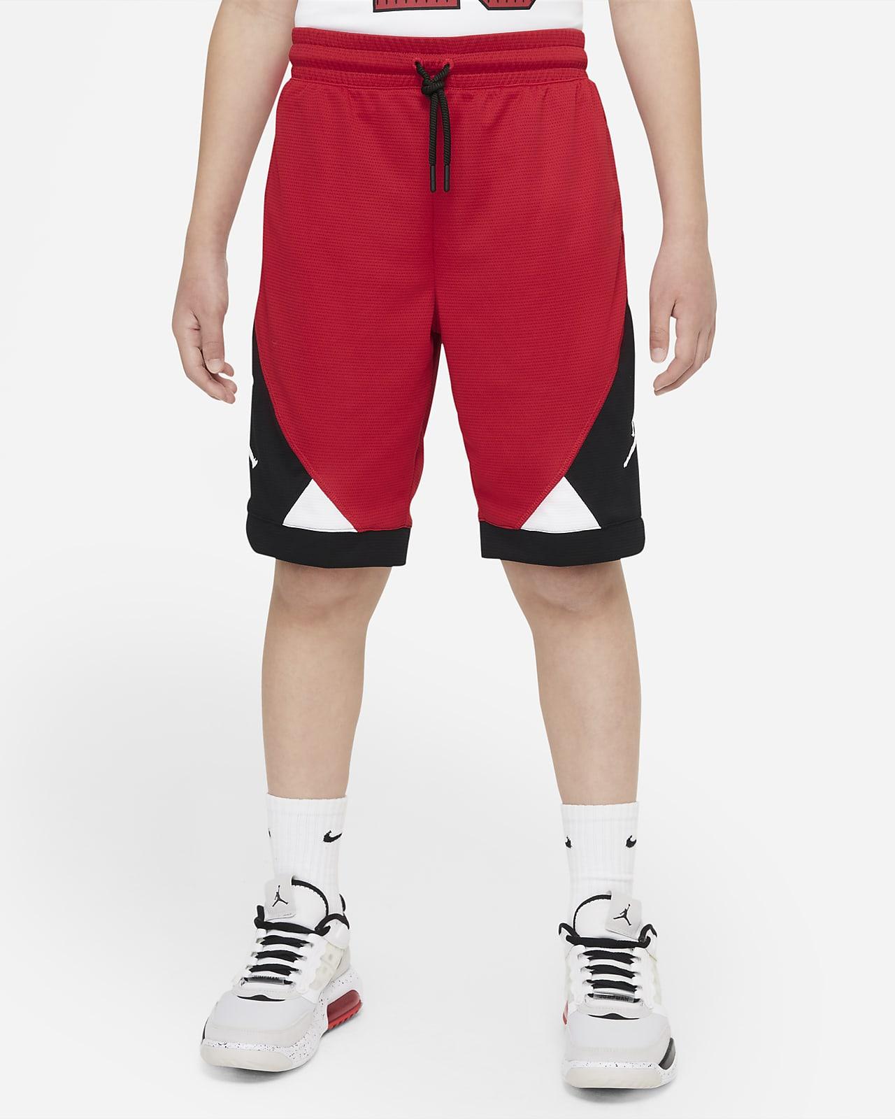 Jordan Dri-FIT 大童(男孩)短裤