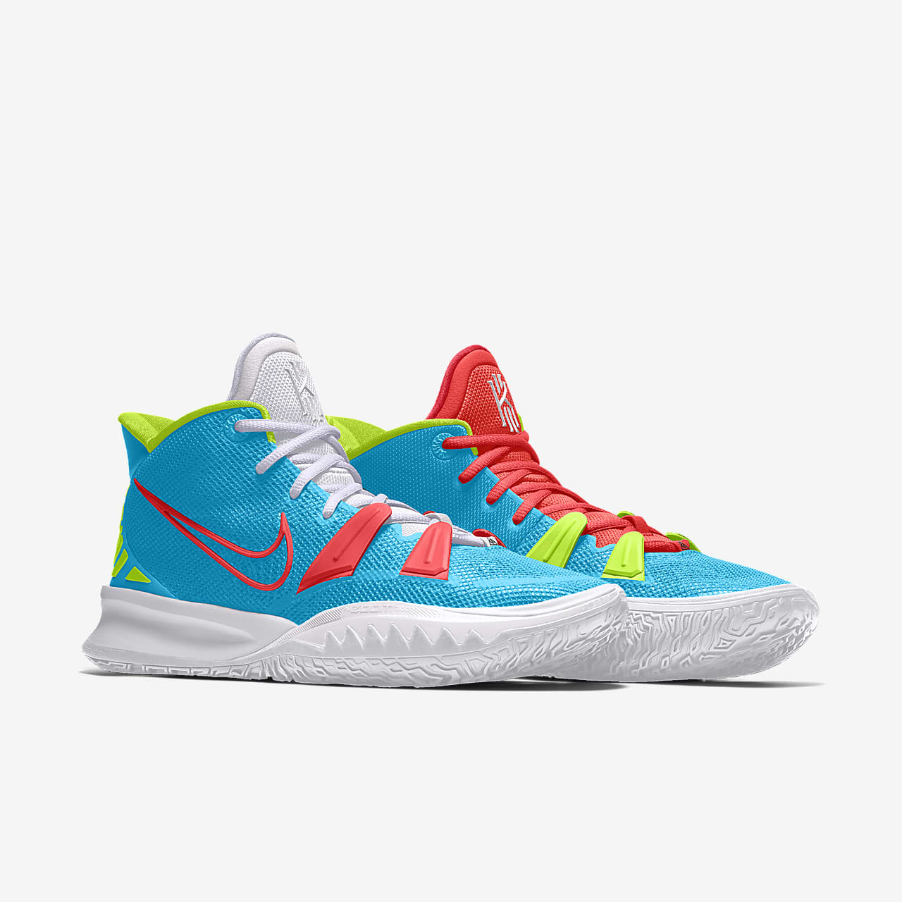 afijo Despedida Continuo  Kyrie 7 By You Custom Basketball Shoe. Nike ID