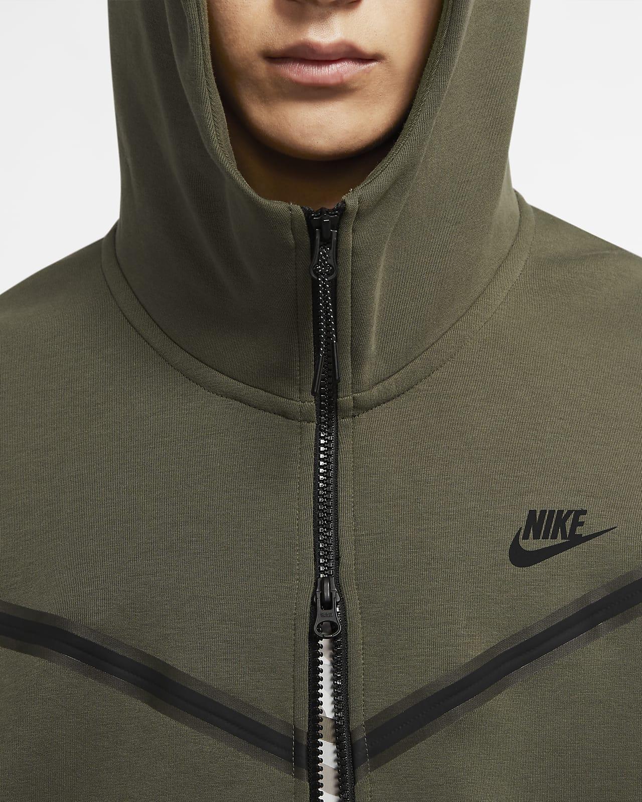 Nike Sportswear Tech Fleece Men S Full Zip Hoodie Nike Ma