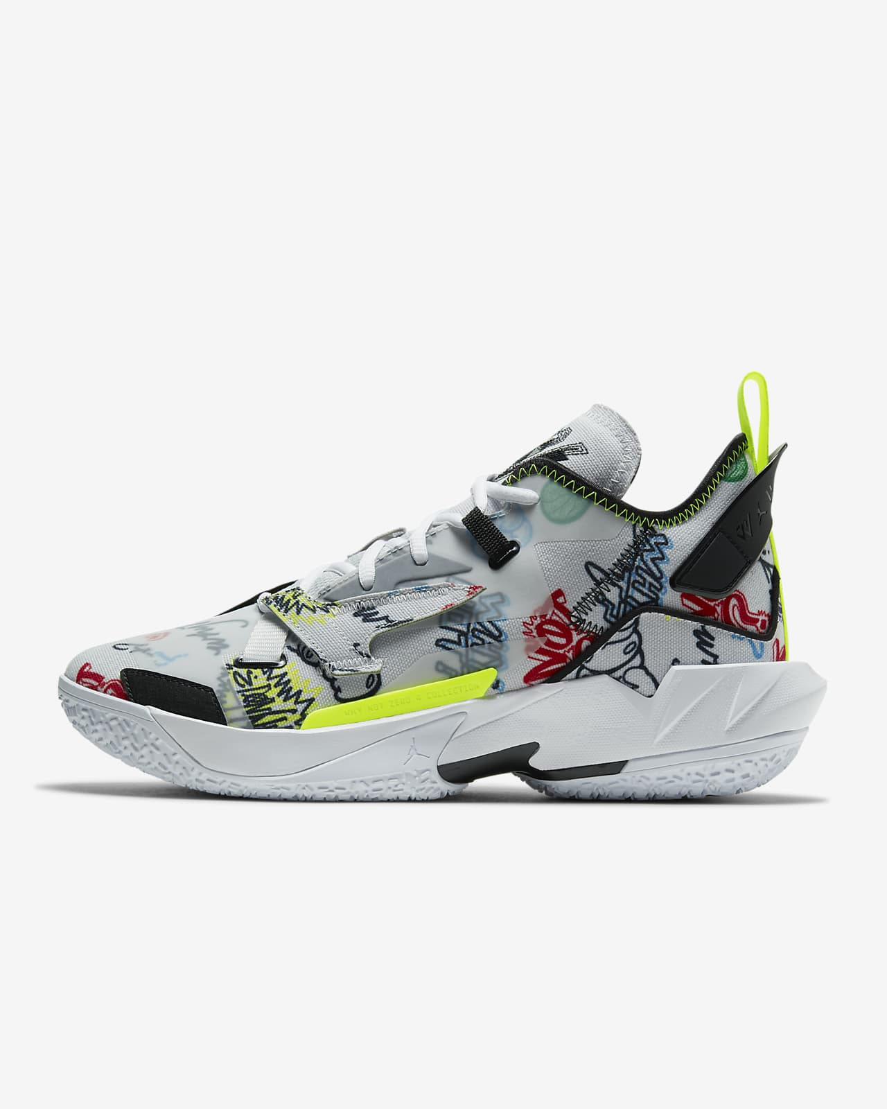 Jordan Why Not Zer0.4 PF 男子篮球鞋 男子篮球鞋