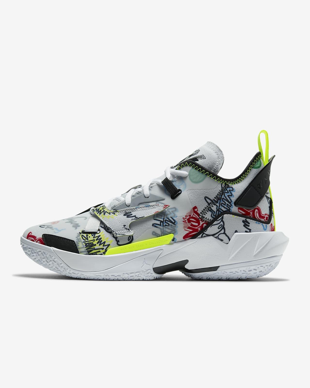 "Jordan ""Why Not?"" Zer0.4 PF Basketball Shoe"