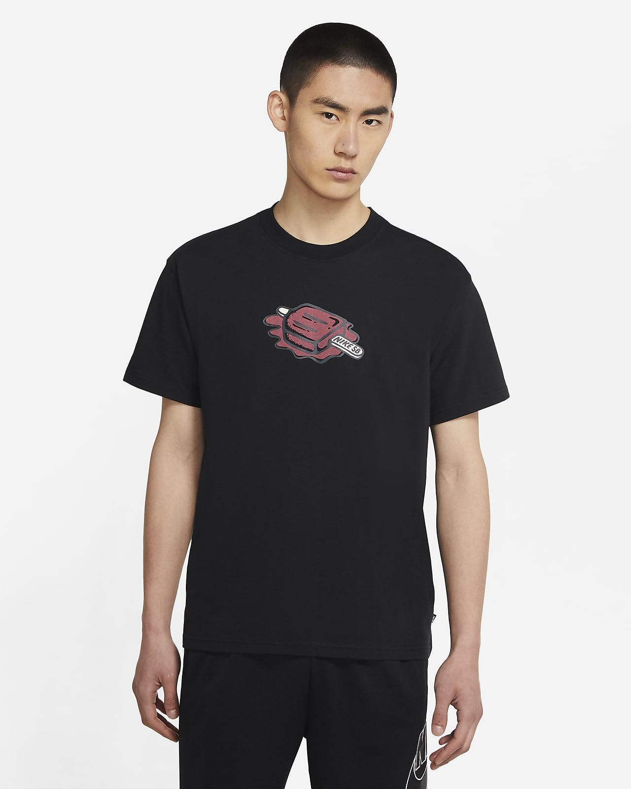 เสื้อยืดสเก็ตบอร์ด Nike SB
