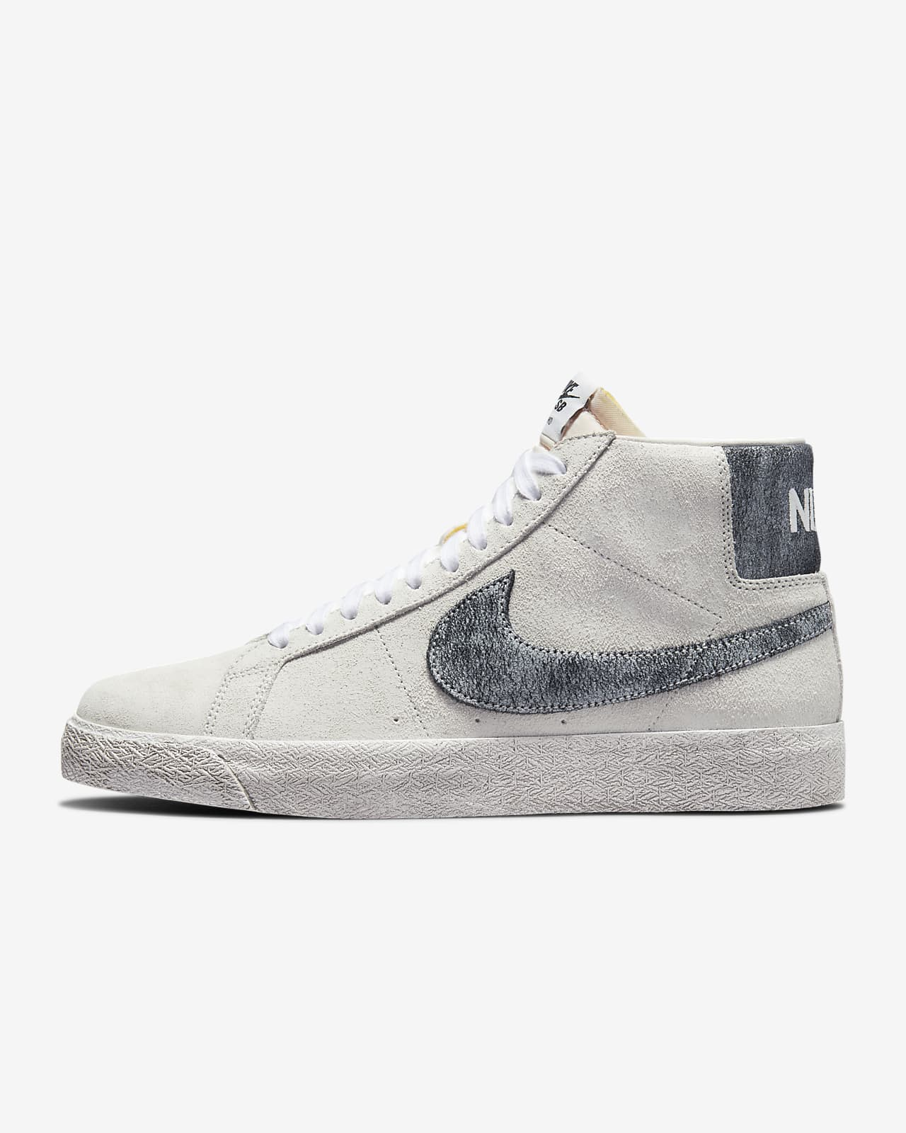 Nike SB Zoom Blazer Mid Premium Skate Shoes