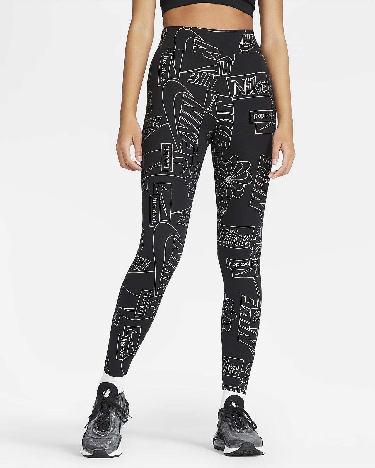Nike Sportswear Icon Clash 女子高腰紧身裤