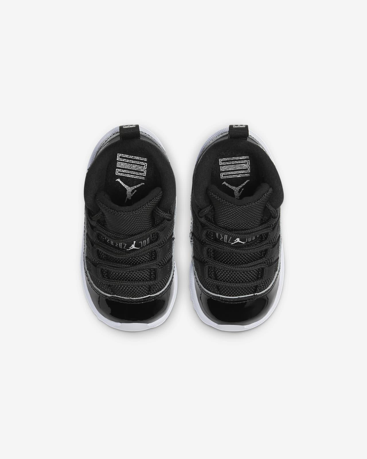 Chaussure Air Jordan 11 Retro 3/4 pour Bébé/Petit enfant. Nike LU