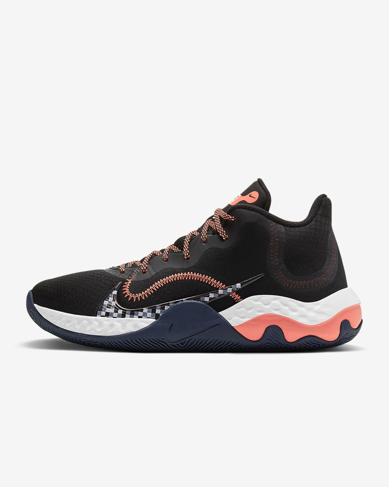 Nike Renew Elevate 籃球鞋