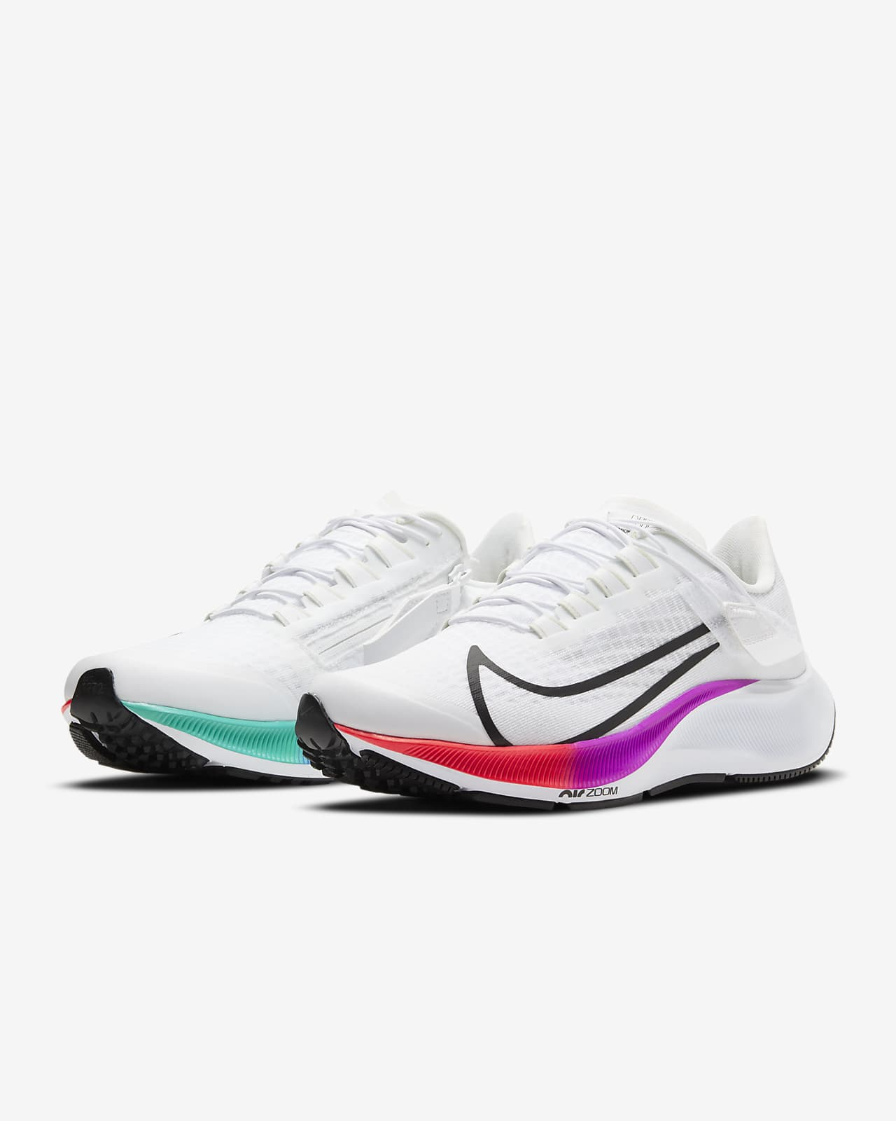 Experto excepto por caos  Nike Air Zoom Pegasus 37 FlyEase Zapatillas de running - Mujer. Nike ES