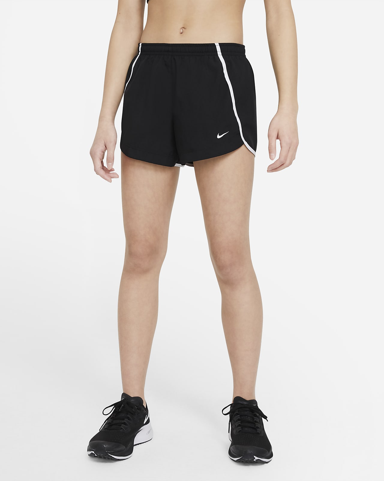 Беговые шорты для девочек школьного возраста Nike Dri-FIT Sprinter