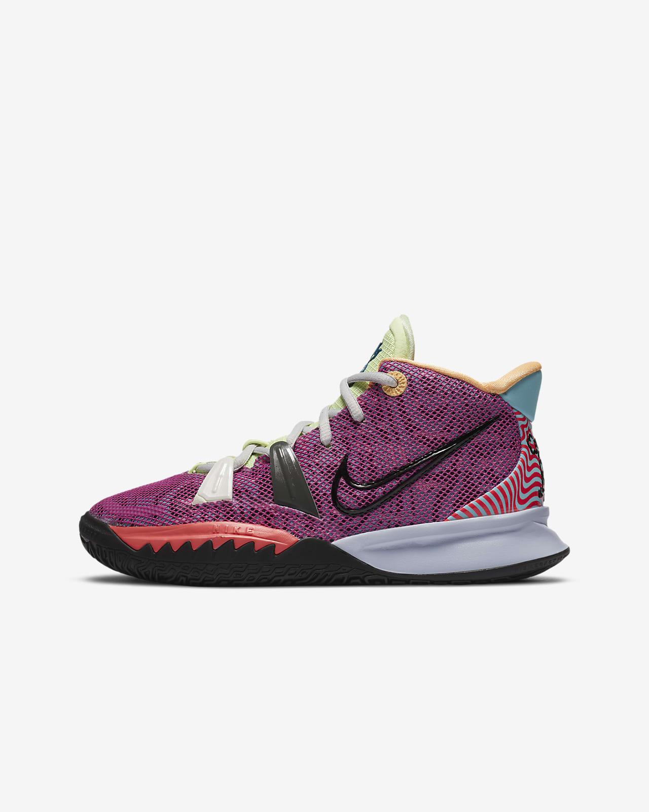 Kyrie 7 Big Kids' Basketball Shoe