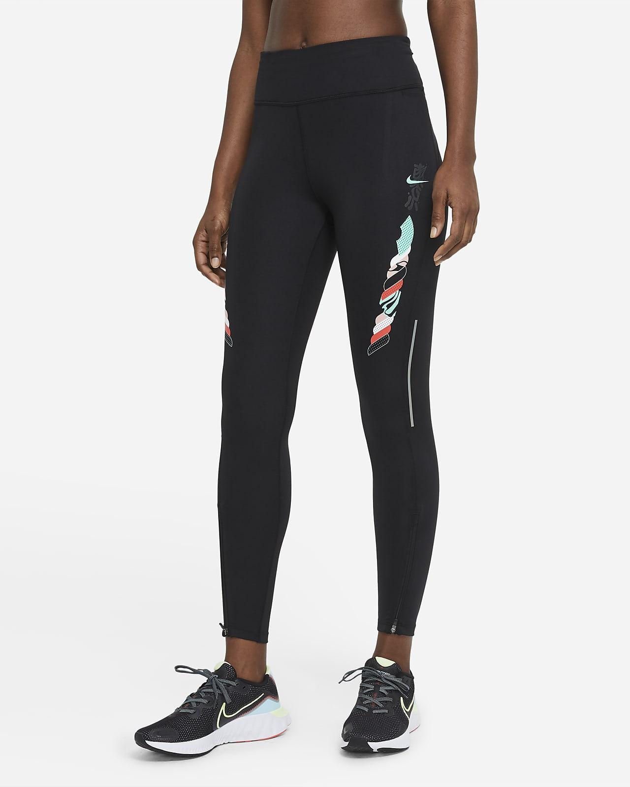 Nike Epic Fast Tokyo Women's Mid-Rise 7/8 Running Leggings