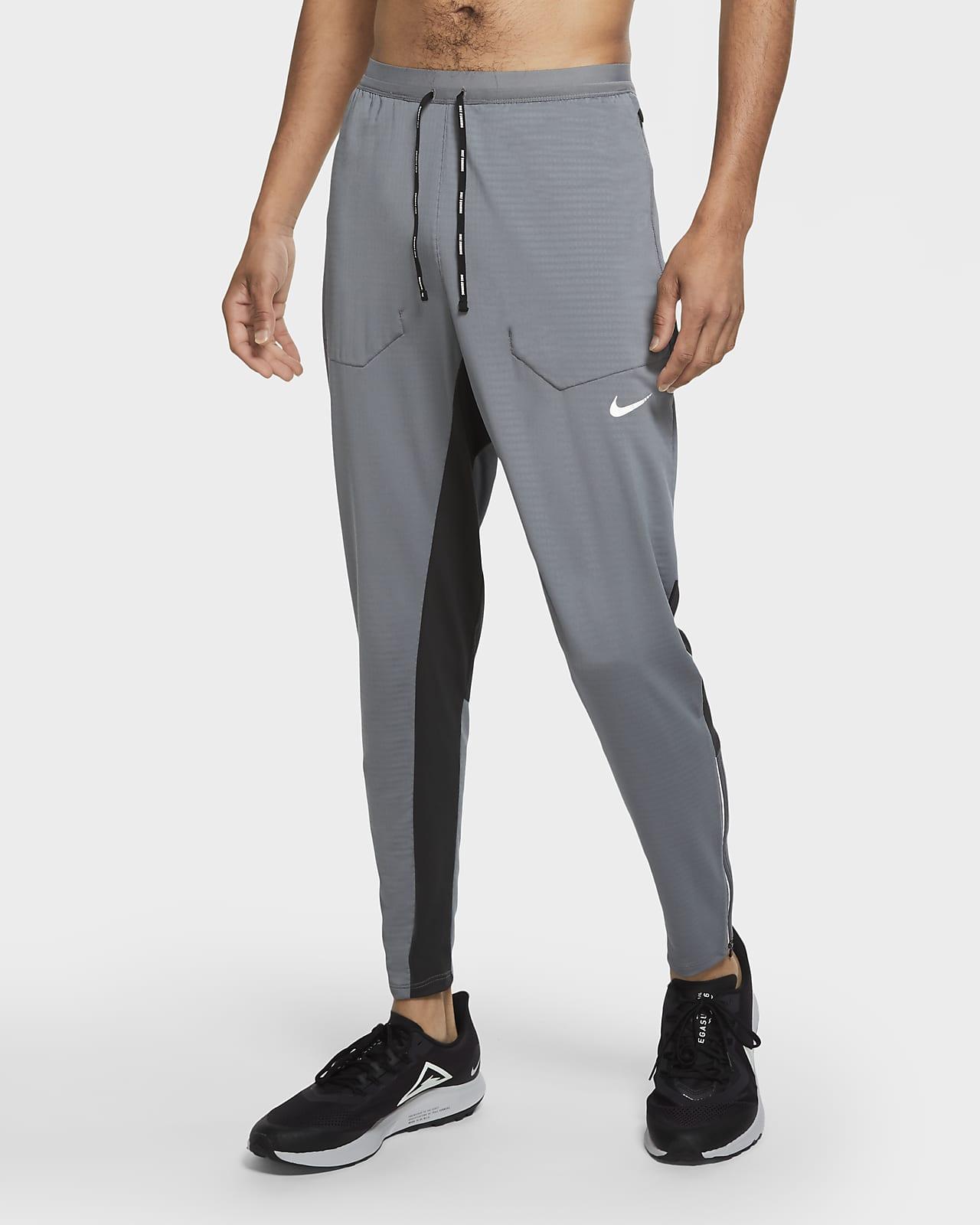 Pantalones Tejidos De Running Para Hombre Nike Phenom Elite Nike Com
