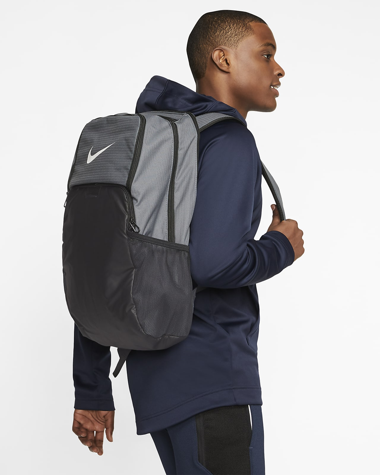 Sac à dos de training Nike Brasilia (très grande taille)