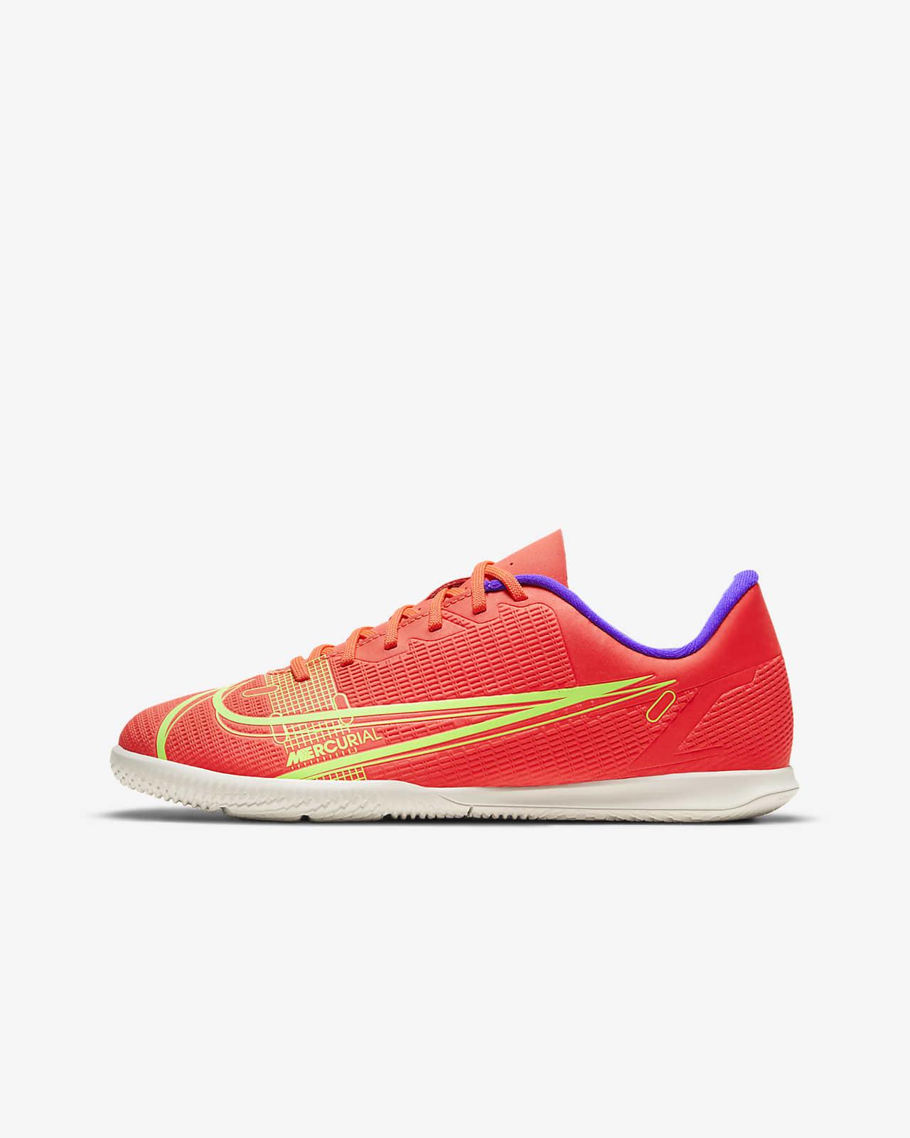 Chaussure de football en salle Nike Mercurial Vapor 14 Club IC pour Jeune enfant/Enfant plus âgé