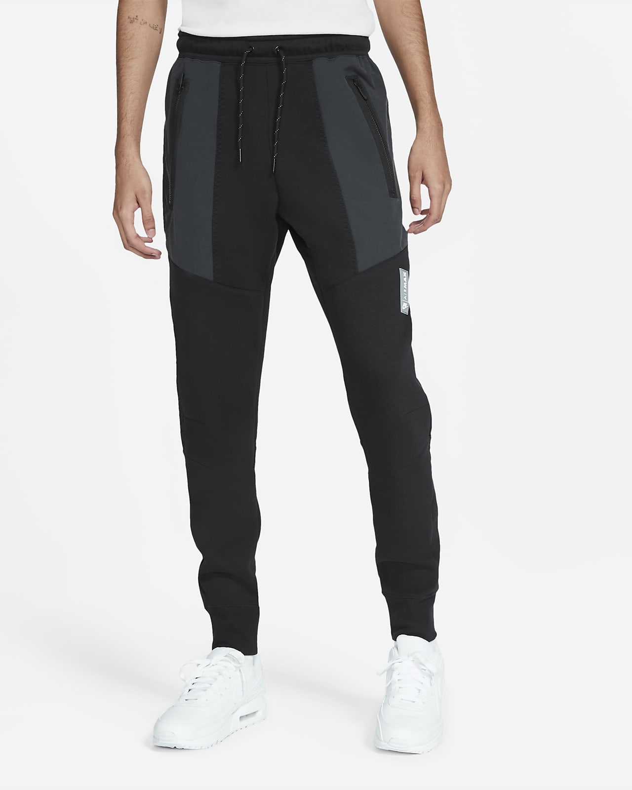 Pantalon en tissu Fleece Nike Sportswear Air Max pour Homme