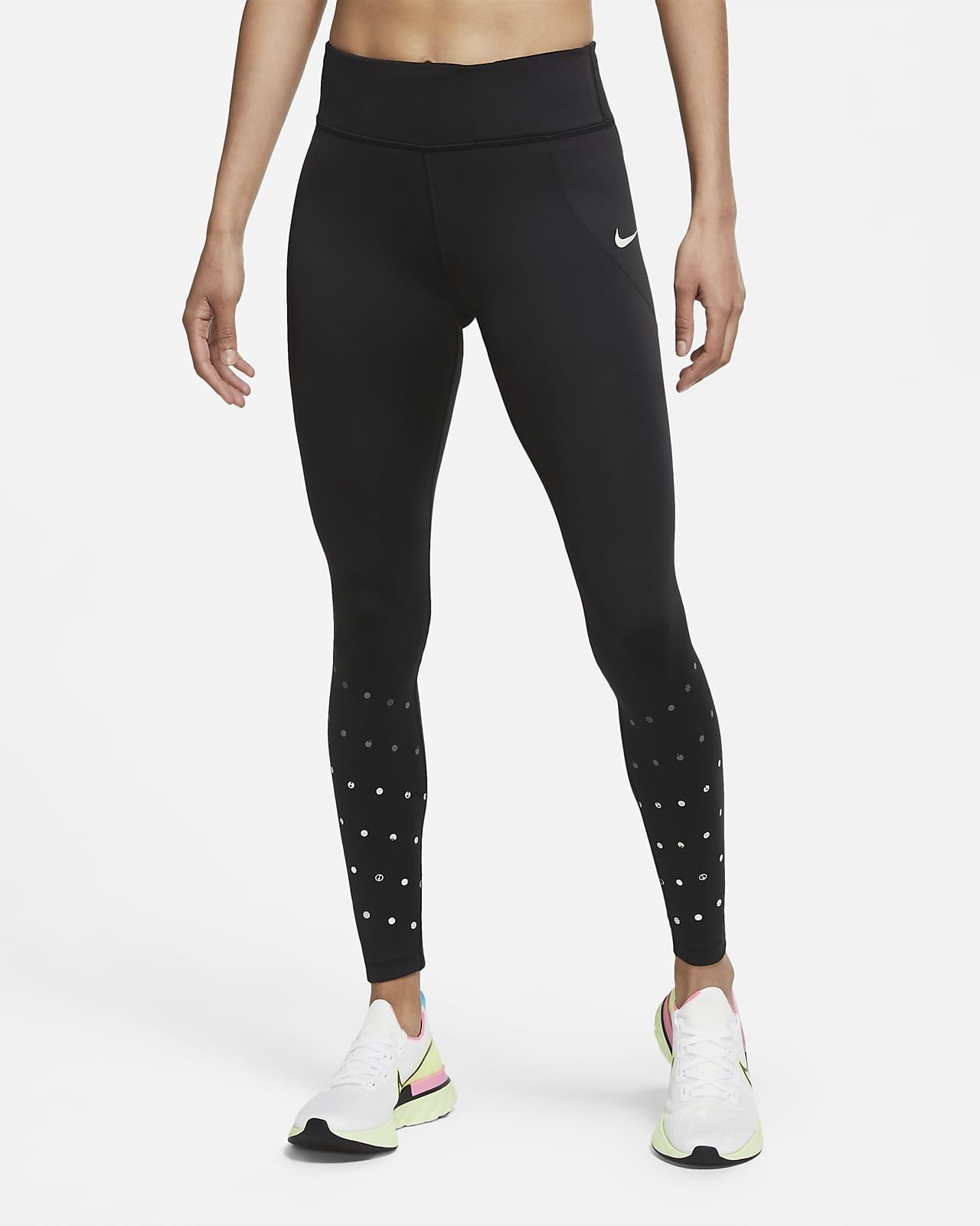 Женские беговые тайтсы Nike Fast Flash