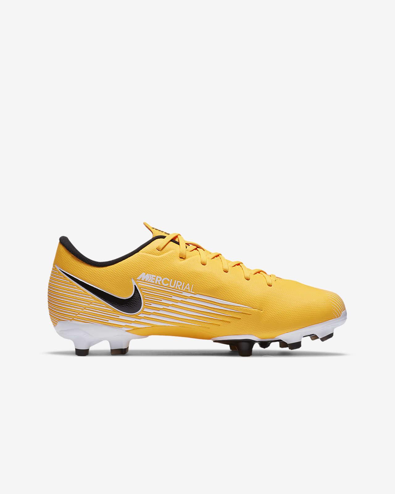 Chaussure de football multi-surfaces à crampons Nike Jr. Mercurial ...