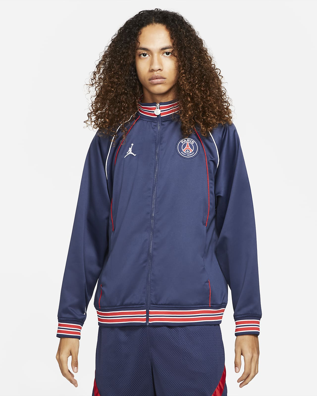 Мужская куртка для церемоний с символикой клуба Paris Saint-Germain
