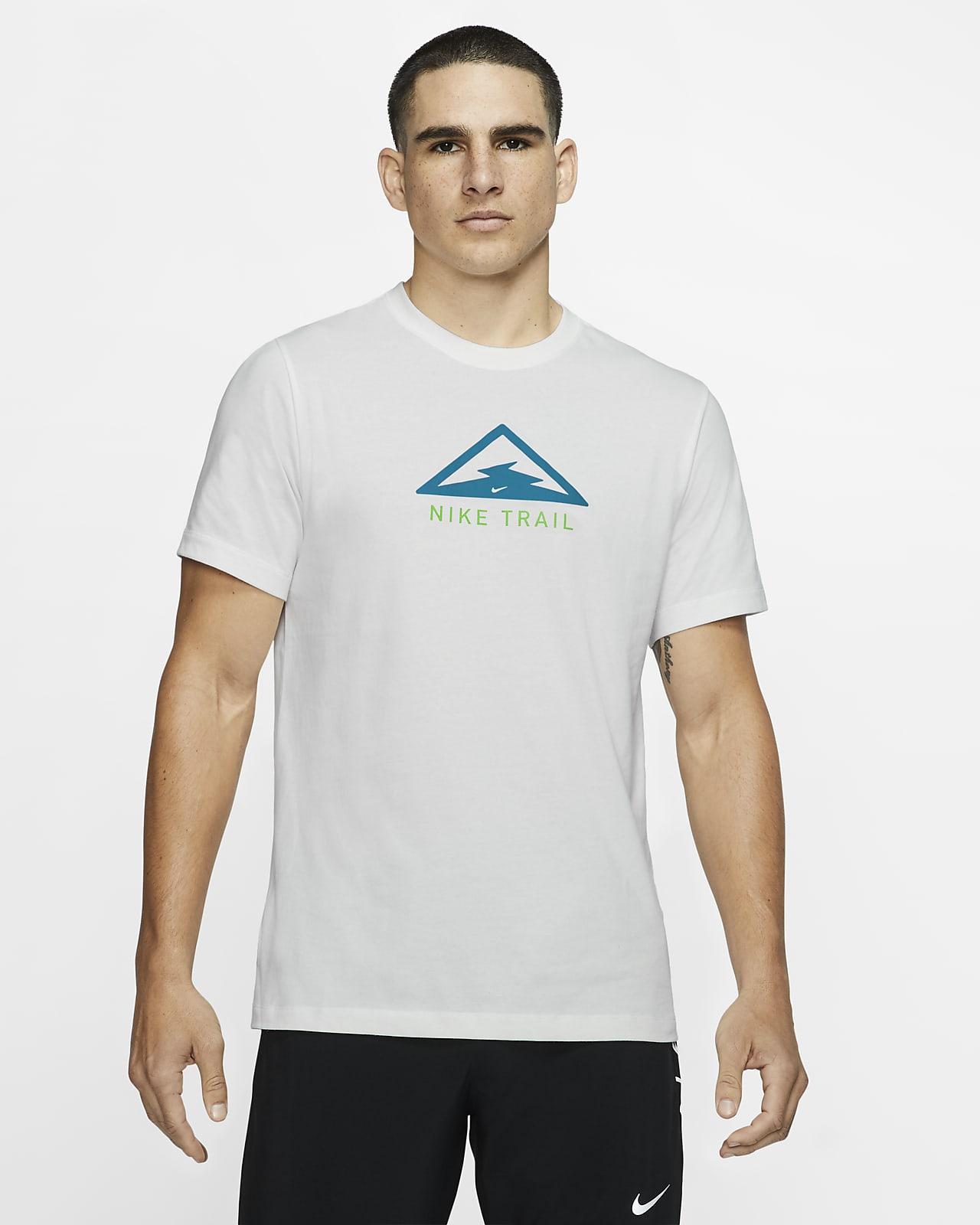 Tee shirt de trail Nike Dri FIT Trail pour Homme